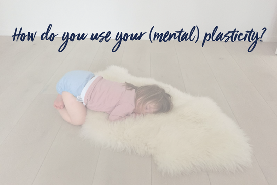 How do you use your (mental) plasticity?